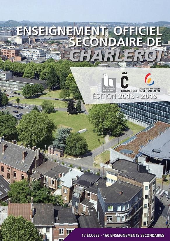 A Charleroi, l'enseignement Officiel édite un guide unique!