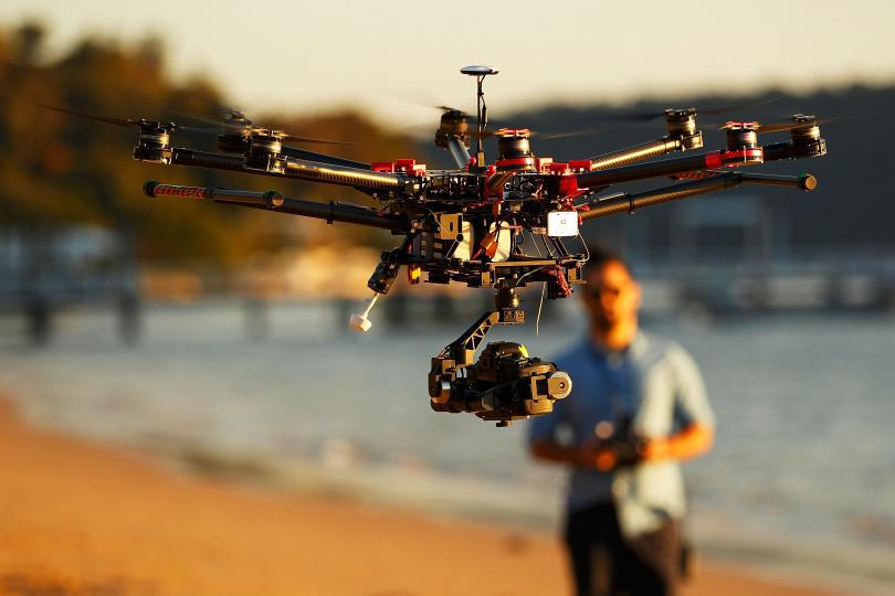 L'avenir appartient aux drones