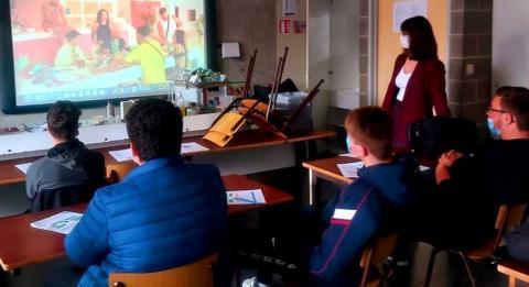 Education aux Médias : le Hainaut dans les écoles