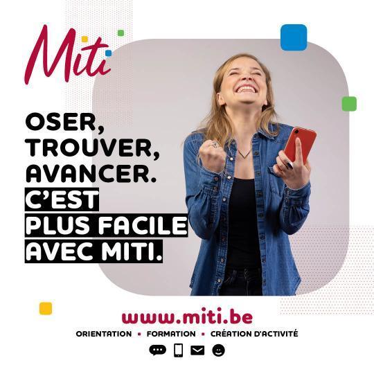Orientation professionnelle et scolaire : Miti est une plateforme dynamique de conseil en ligne