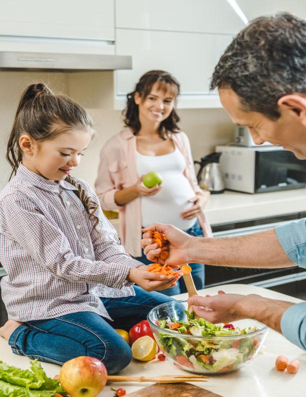 """Cuisine : Nouvelles tendances """"Famille"""""""