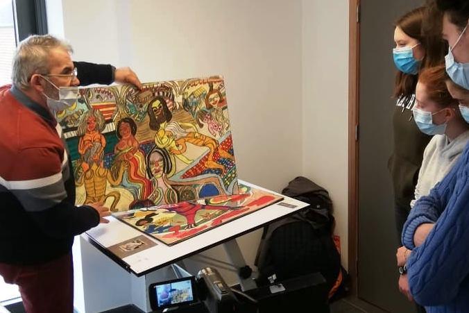 Comment l'art inclut les élèves en situation de handicap ?