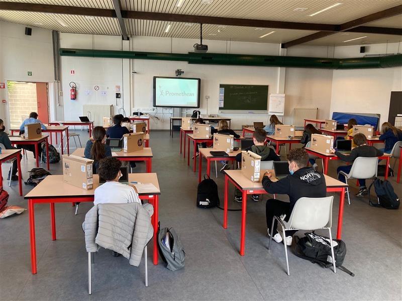 La numérisation de l'enseignement provincial se poursuit