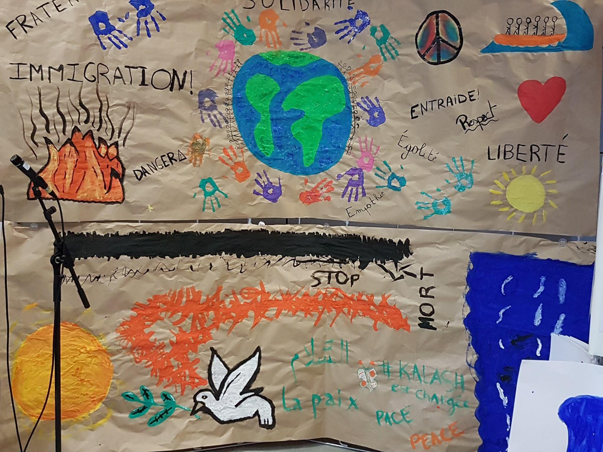 La Déclaration Universelle des Droits de l'Homme a 70 ans !