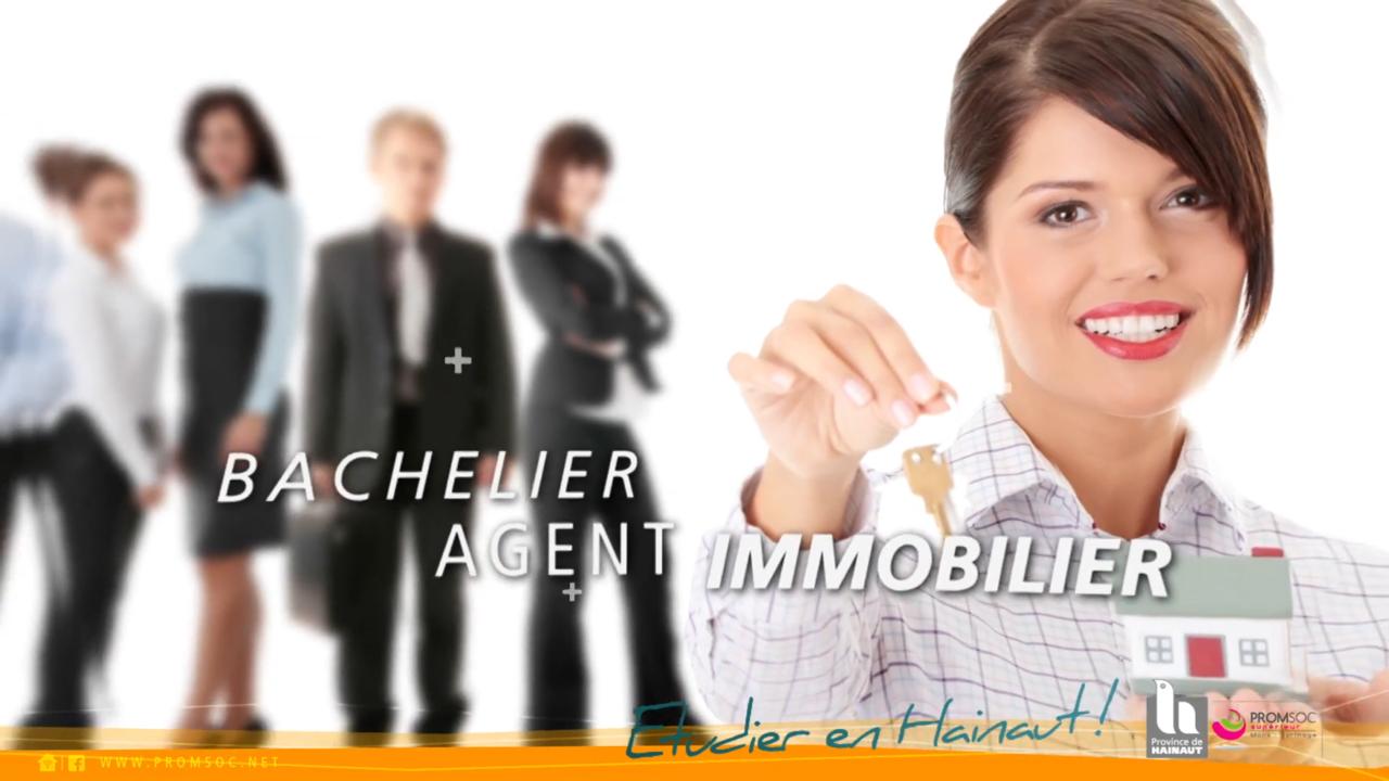 Devenez agent immobilier