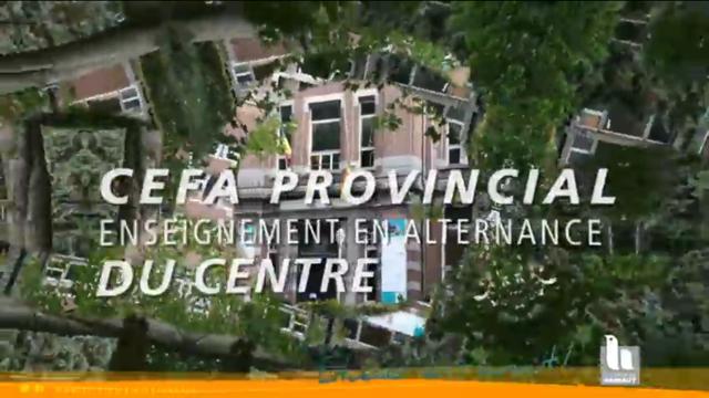 Le CEFA provincial du Centre et son offre de formations