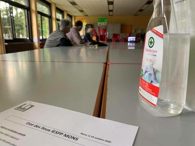 Passage en code orange : La Province adapte ses écoles aux réalités de terrain