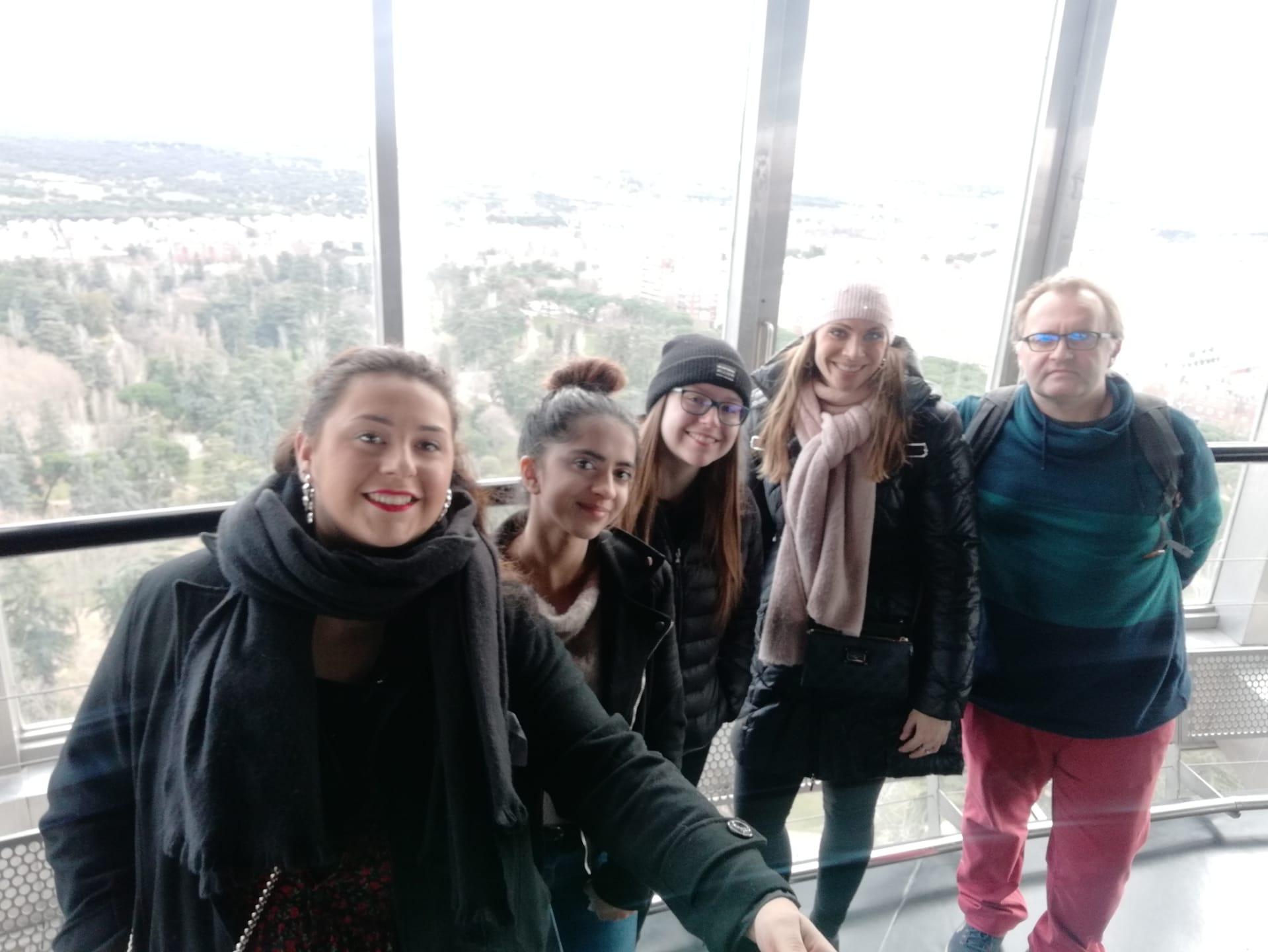 Erasmus : un enrichissement professionnel !