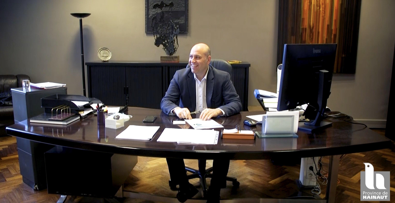 Rencontre avec Henri Lancellotti, Inspecteur Général de l'enseignement provincial de Charleroi
