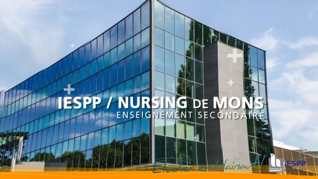 JPO au Nursing Mons : 30/03 de 10h à 16h