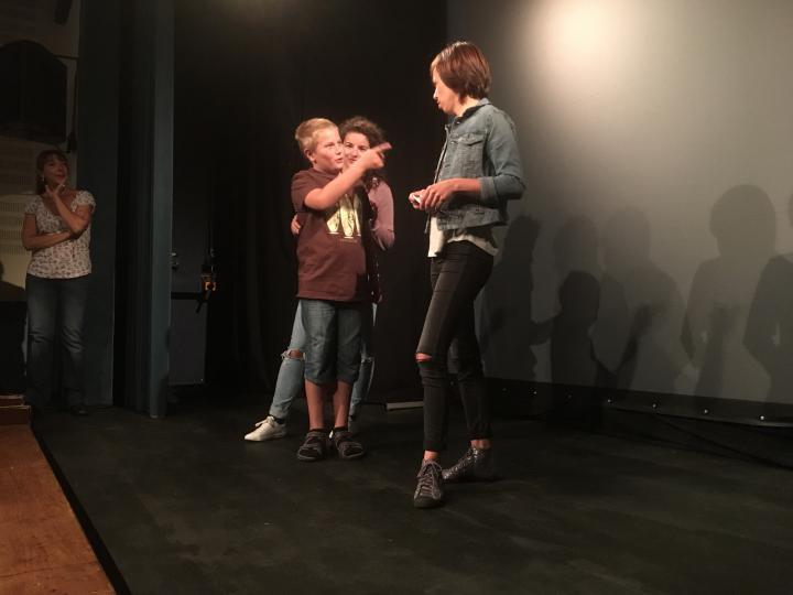 Le théâtre-action contre le harcèlement