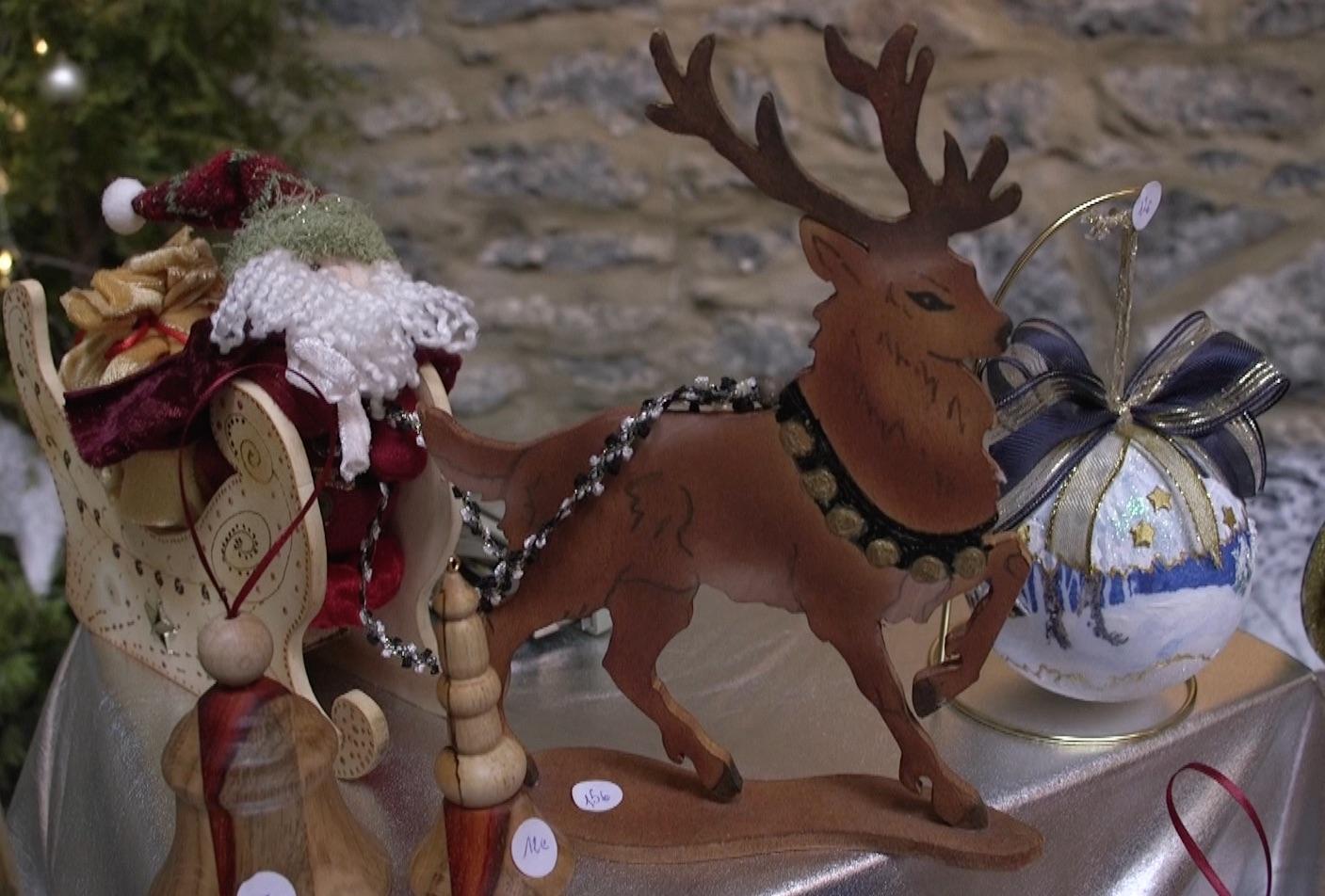 """Marché de Noël au """"Petit Granit"""""""