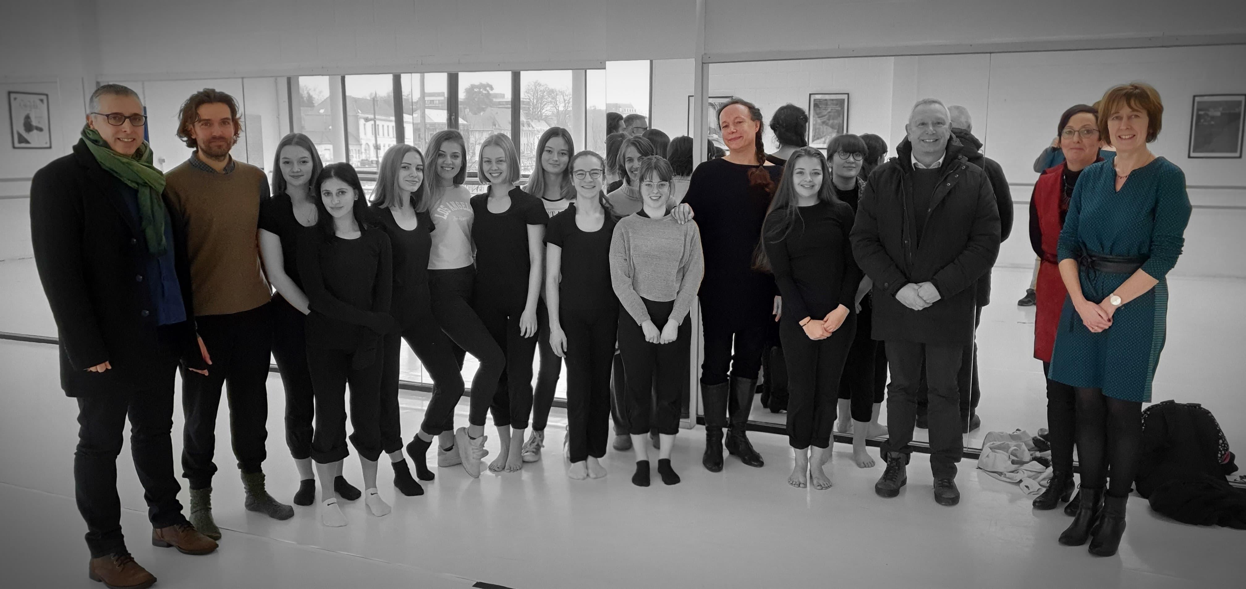 Erasmus+ : de paysagiste à danseur