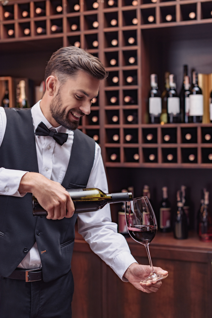 Sommelier taille modif