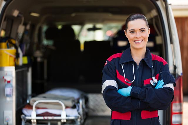 Devenez ambulancier avec la Province de Hainaut !