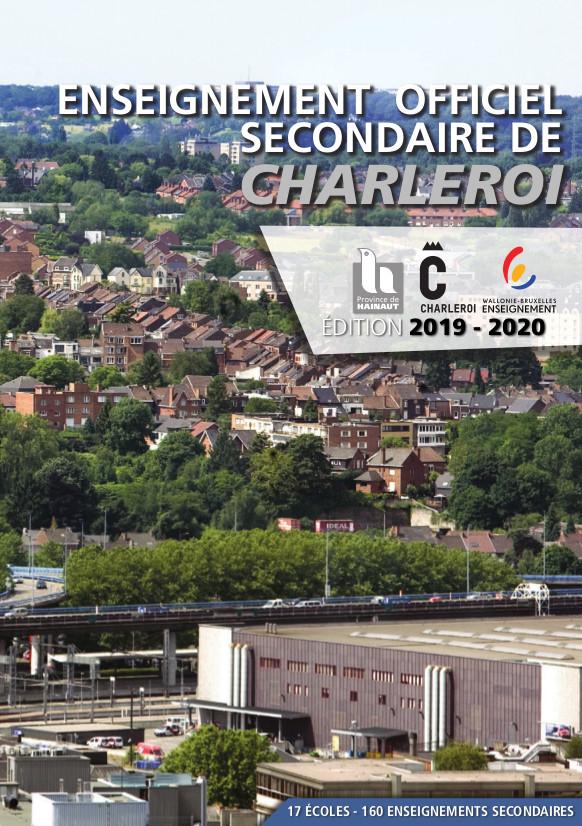 Charleroi : guide 2019 de l'enseignement Officiel