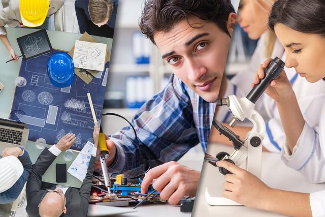 Les formations industrielles restent une valeur sûre pour un accès direct vers l'emploi