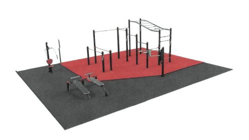 Le parc de Street Workout arrive !