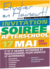 Invitation Afterschool