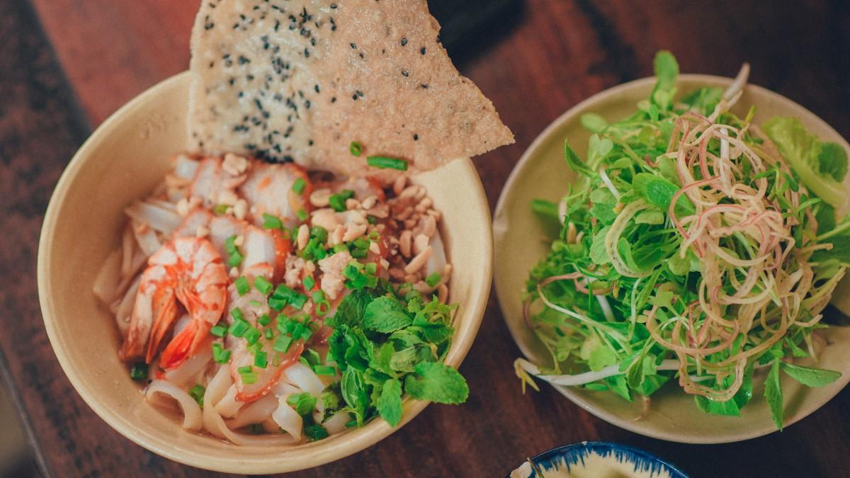 La cuisine asiatique n'est pas du chinois !