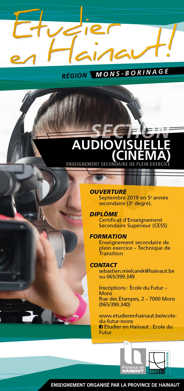 Section Audiovisuelle (Cinéma)