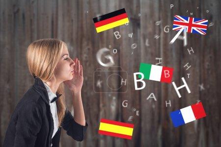 Apprenez les langues (Néerlandais, Anglais et espagnol)
