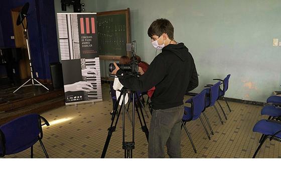 Découvrez le savoir-faire audio-visuel des élèves de 6ème