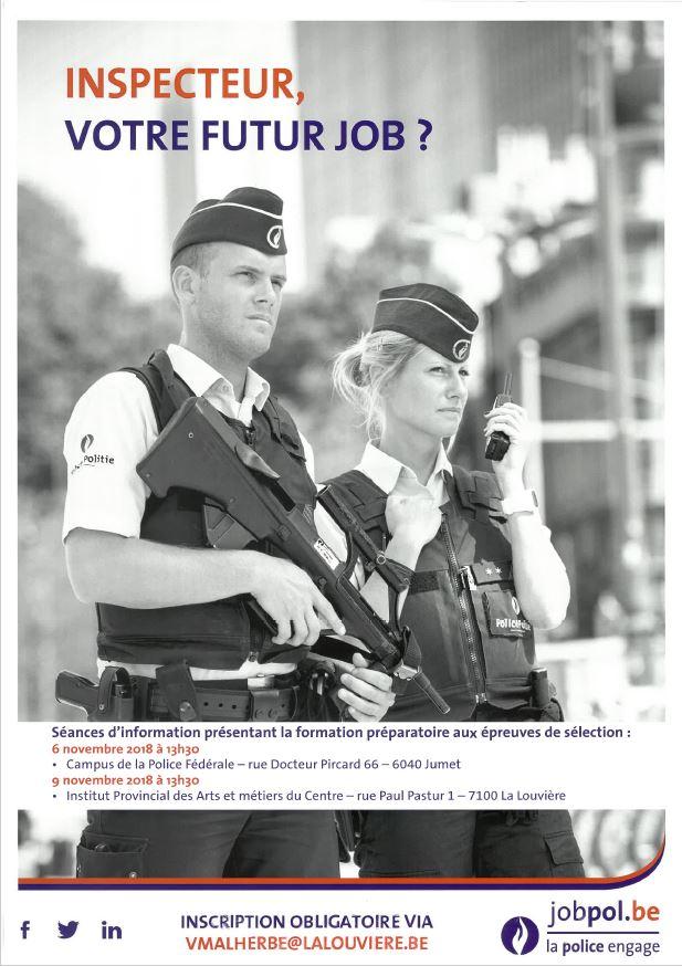 PREFORMATION INSPECTEUR POLICE
