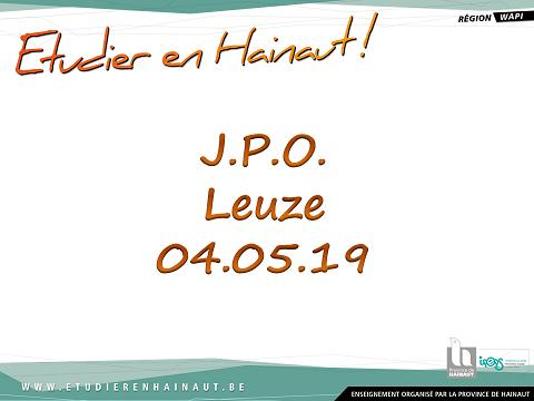 LEUZE - JOURNEÉ PORTES OUVERTES - 2019