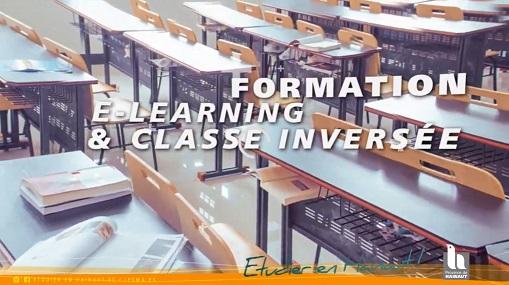 Classe inversée / e-Learning - vidéo promotionnelle