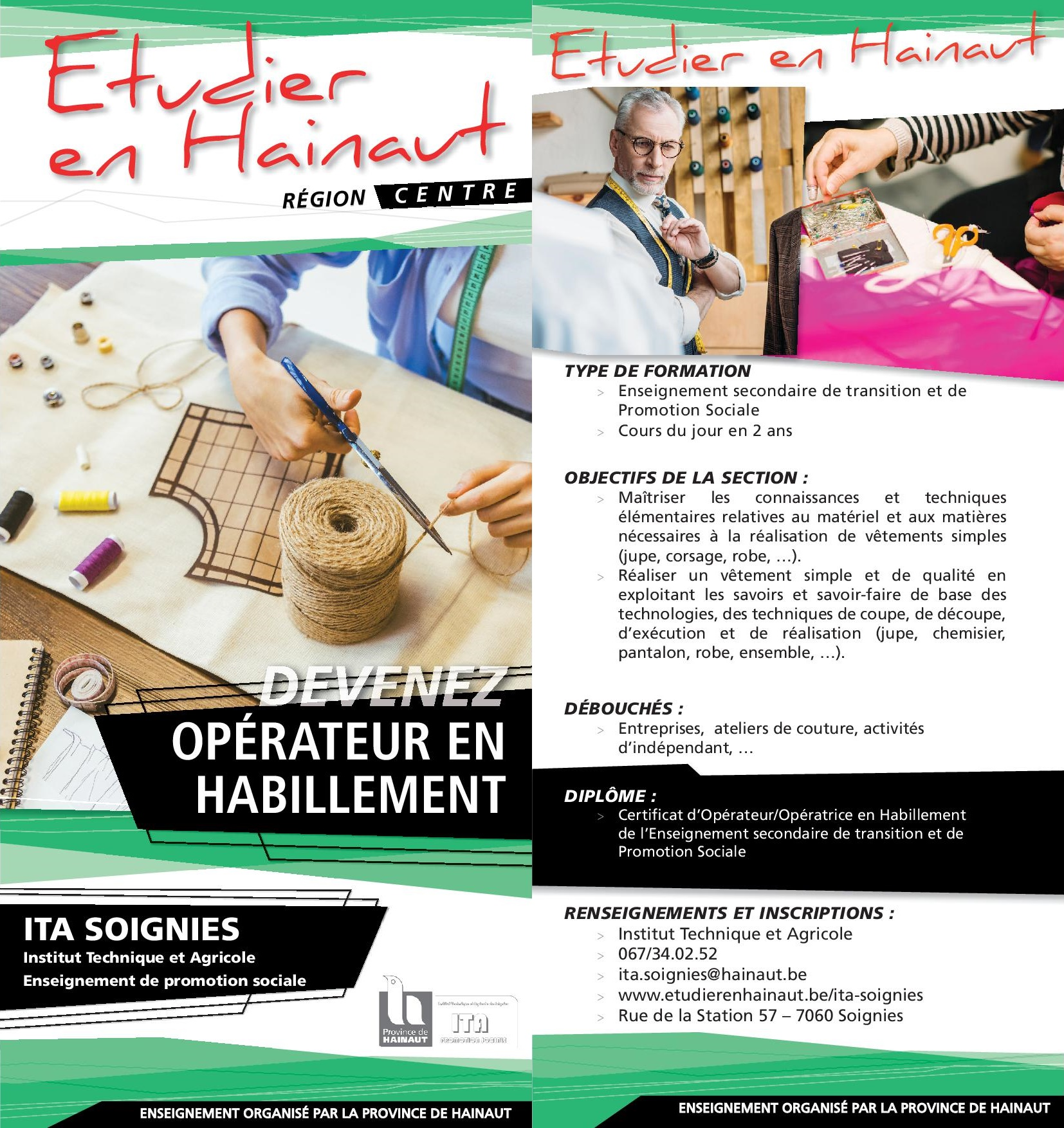 flyer sections ITA habillement WEB