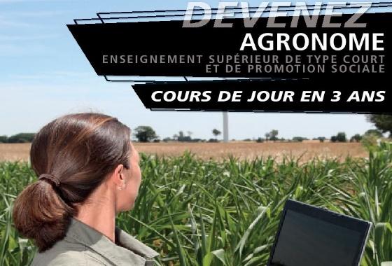 Bachelier en Agronomie
