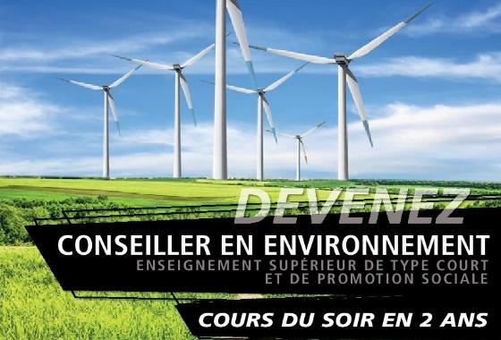 Conseiller en Environnement