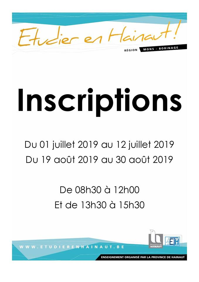inscriptions2019