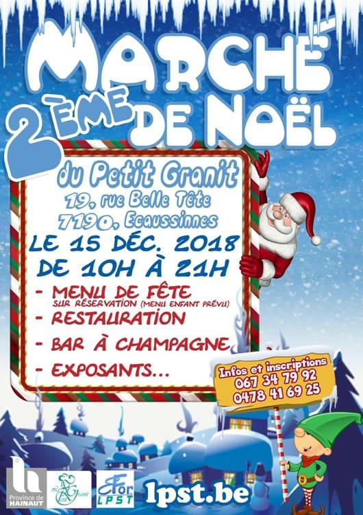 2ème Marché de Noël du Petit Granit
