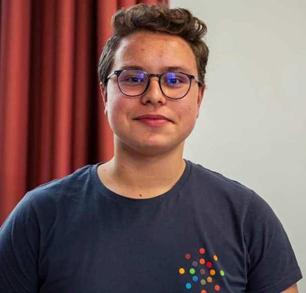Mâlik Ben Salem est président de l'assemblée des jeunes!