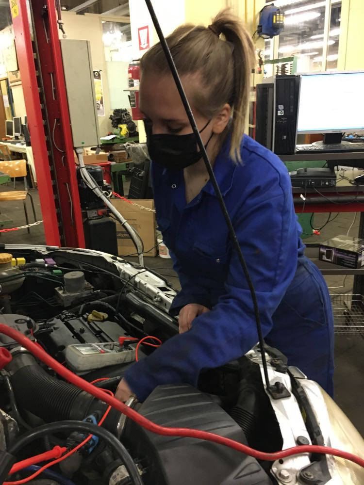 La mécanique : un métier de femmes