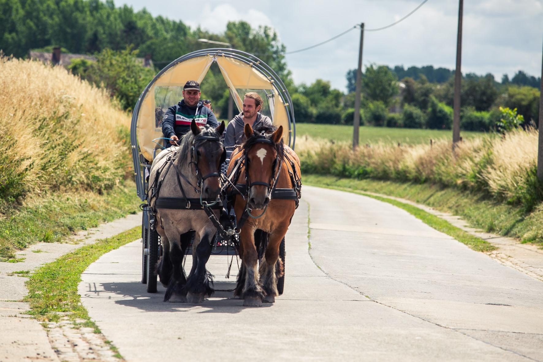 La Province de Hainaut soutient les centres d'accueil des réfugiés sur son territoire