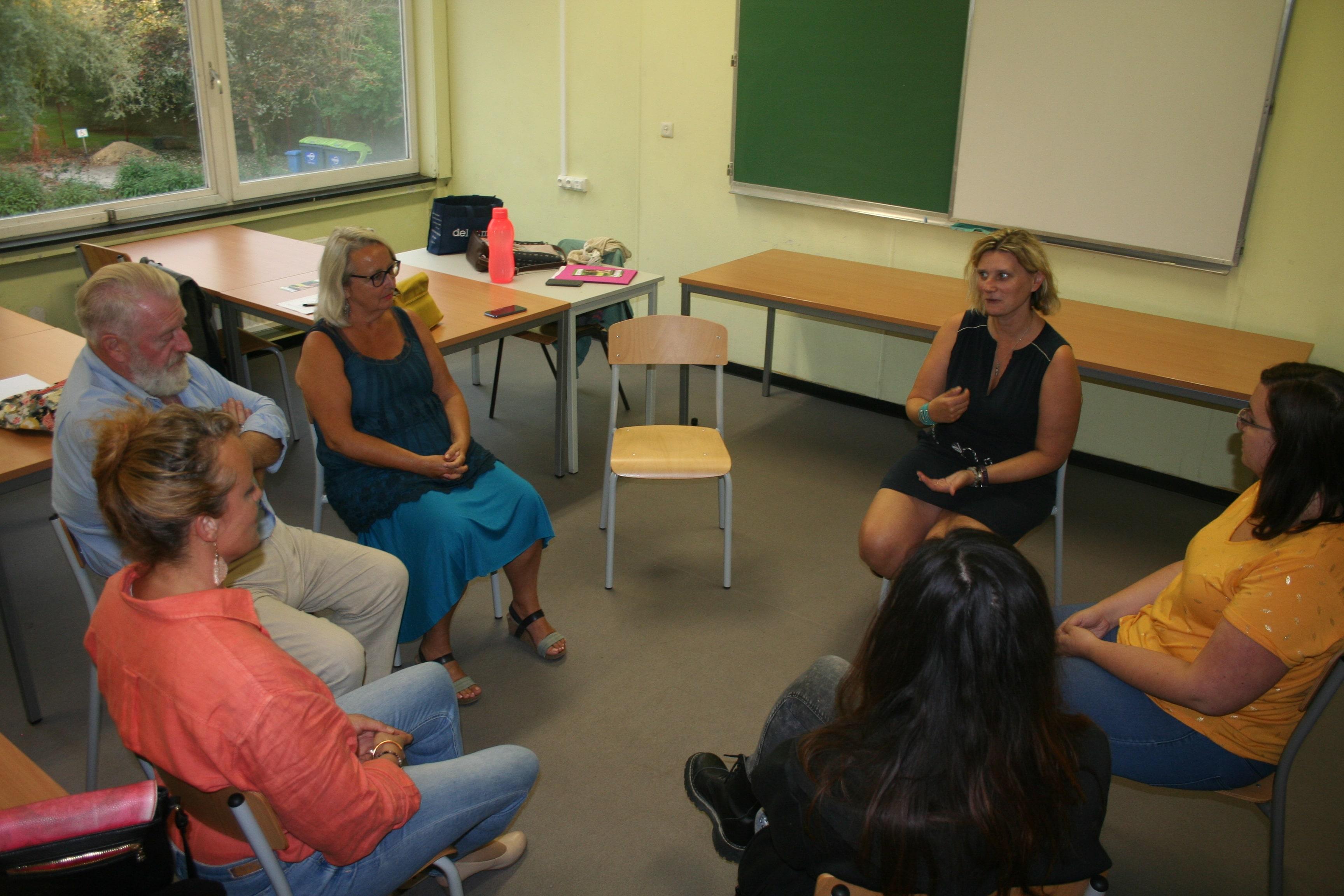 Harmonie vitale par la sophrologie : succès d'énergie pour notre premier cours