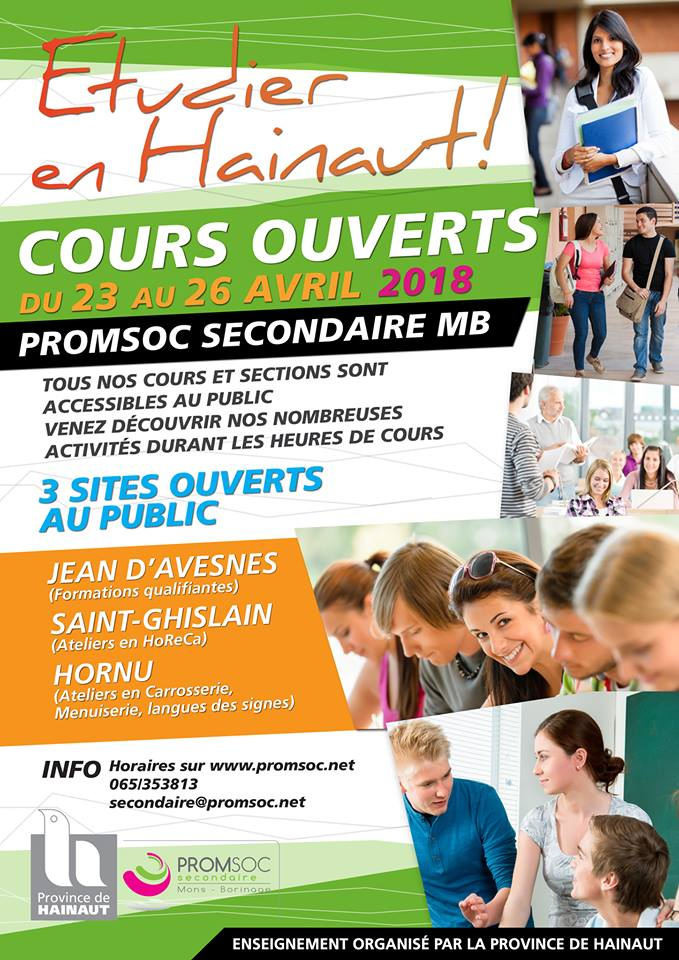 Cours Ouverts