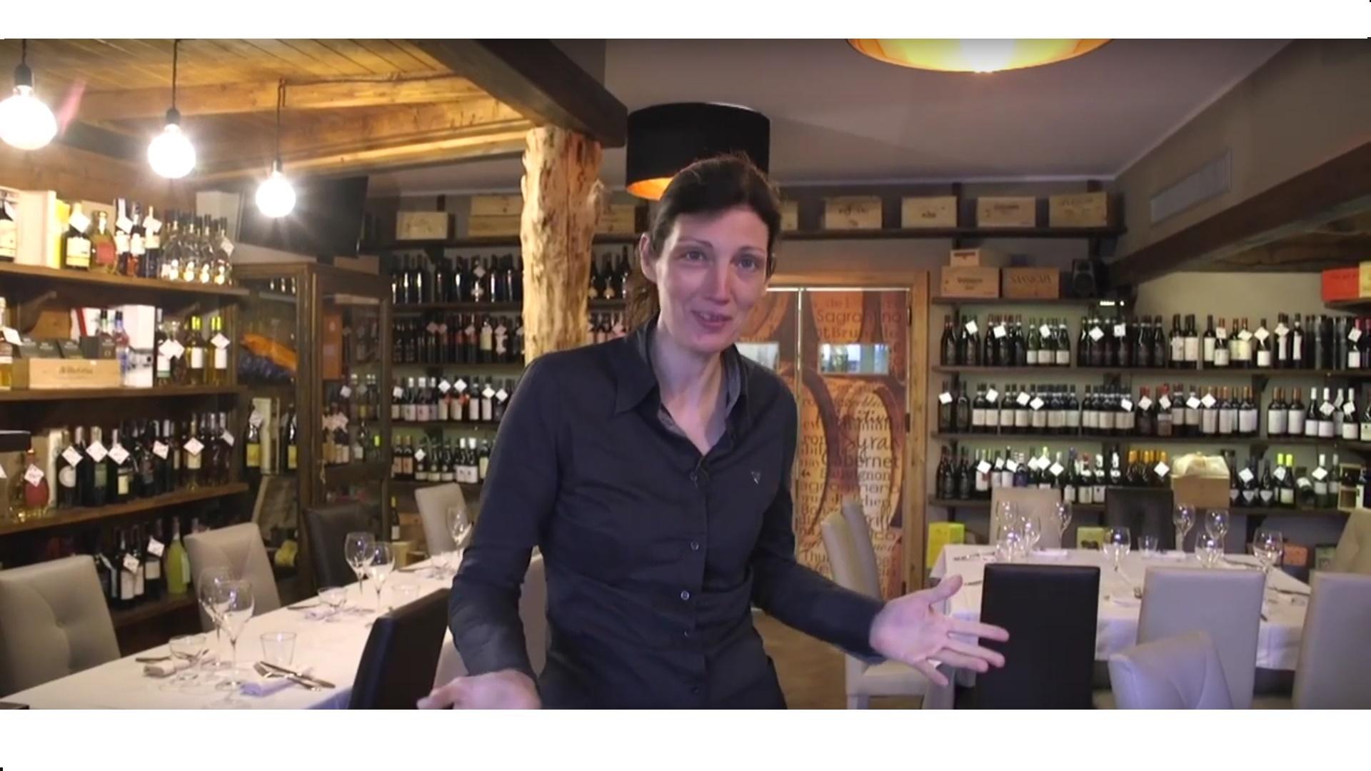 Stéphanie et sa découverte des vins italiens