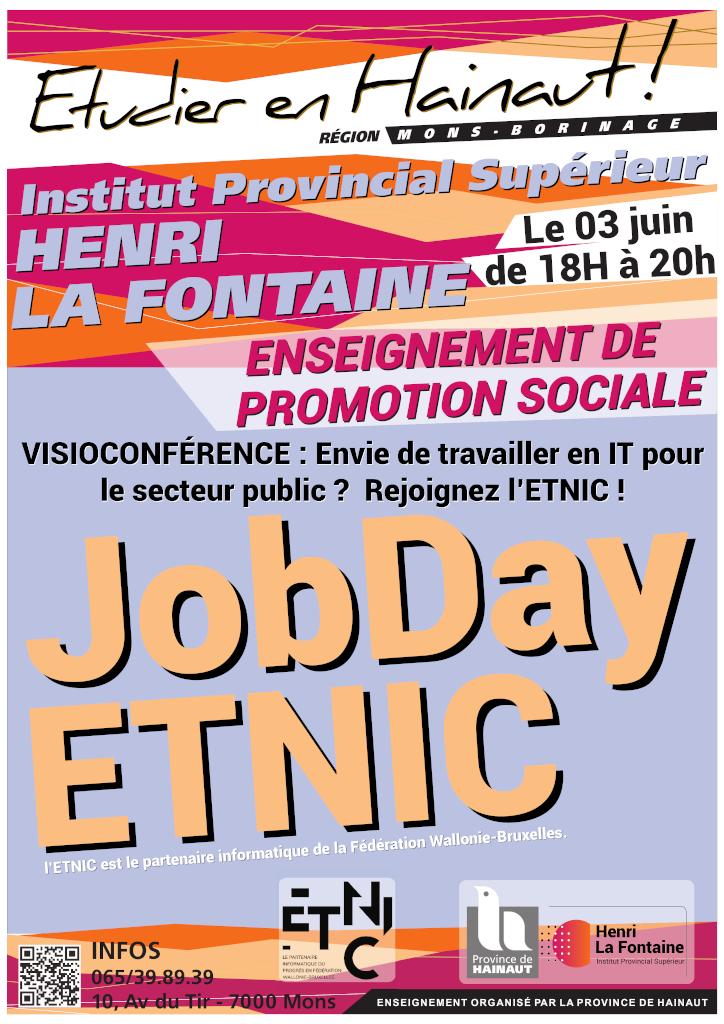 Jobday ETNIC
