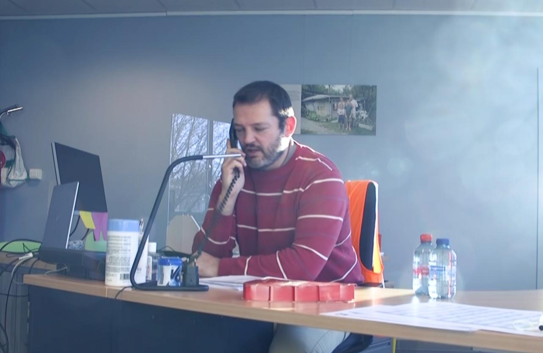 Sébastien Brohé, Directeur-adjoint du Nursing Mons