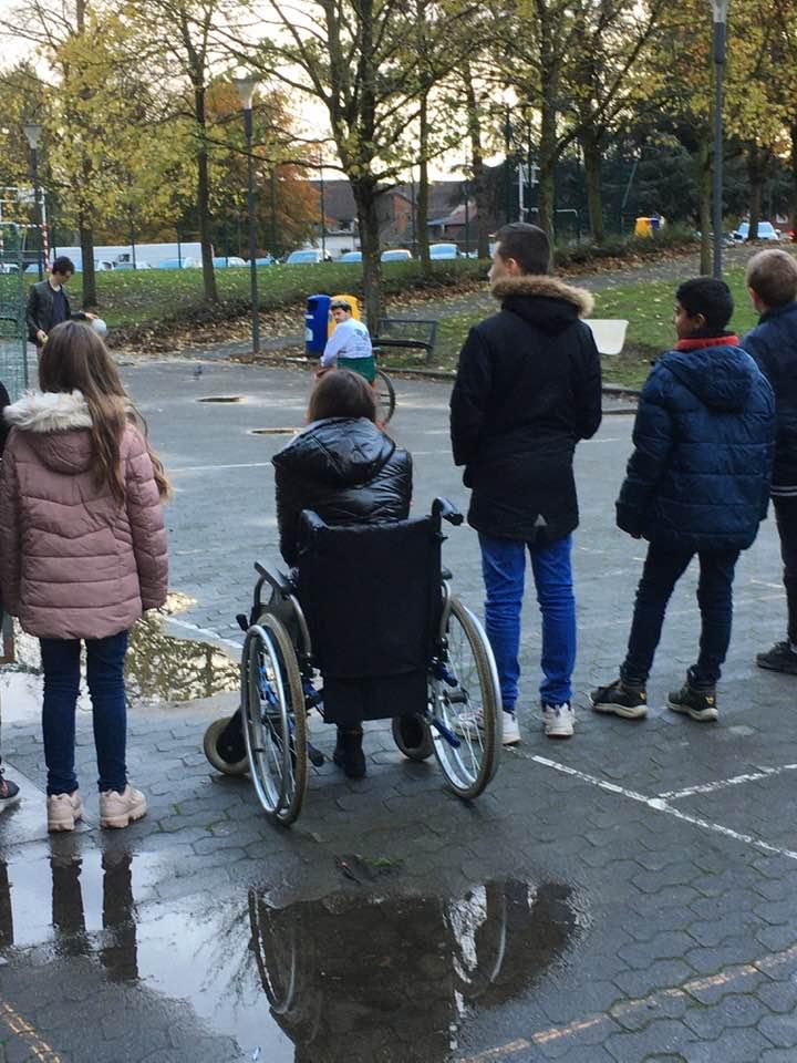 Sensibiliser à l'intégration pour appréhender le handicap