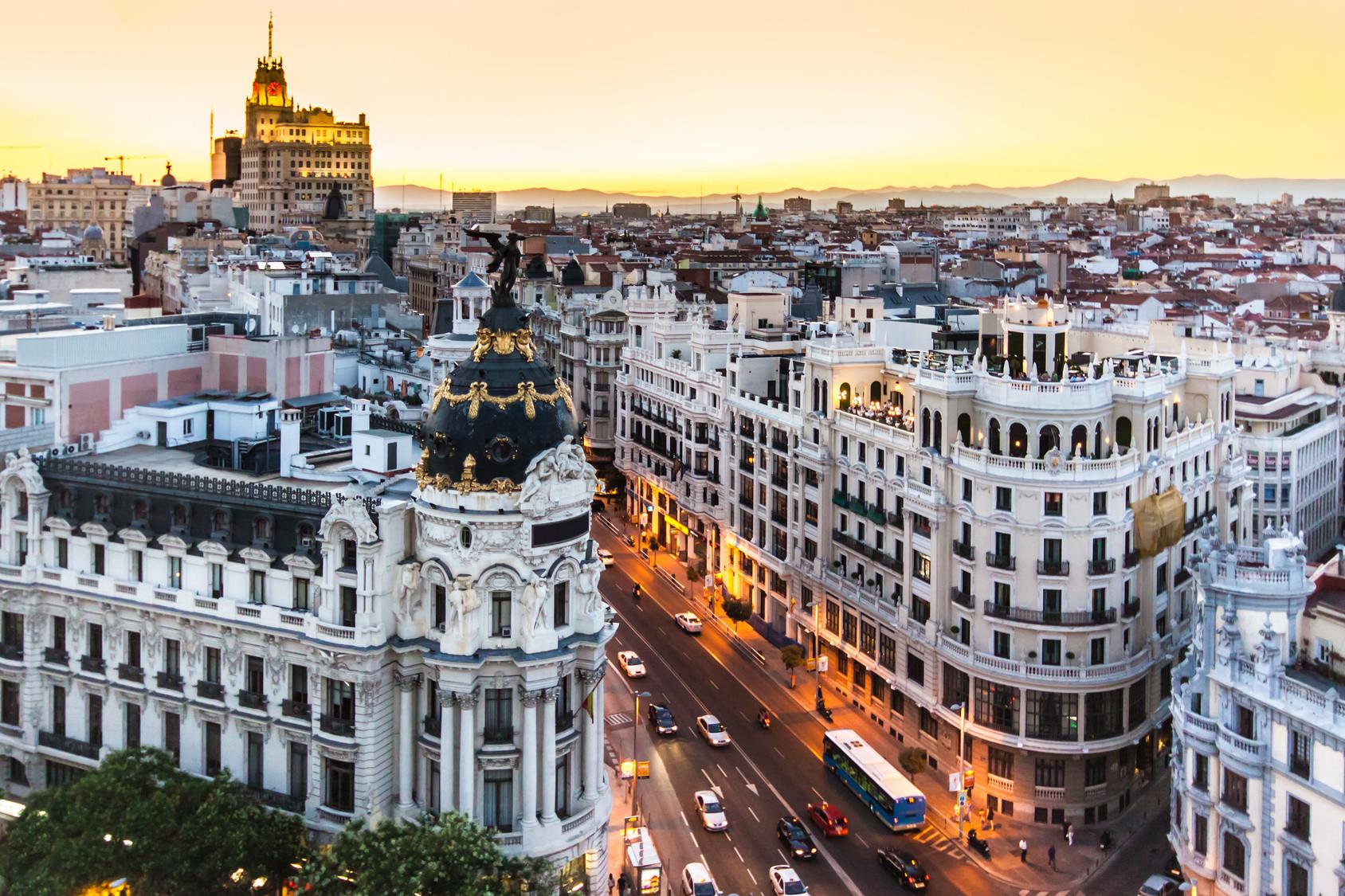 14 élèves en Erasmus + à Madrid