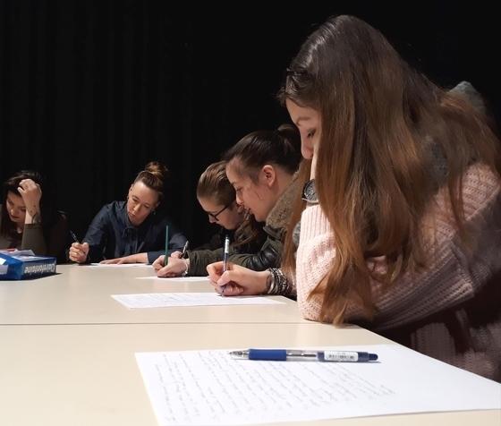 Coup de foudre pour une jeune auteure Belge